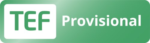 TEF Provisional